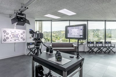 Camera Prep Area