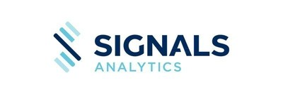 Signals Analytics' next-gen, on-demand data platform takes trillions of unstructured and unconnected external data points and turns it into actionable insights for product Innovation, Marketing, and Strategy. Signals Analytics' engines connect disparate data with deep context to help brands better align with evolving trends. For more information on how your company can benefit from Signals Analytics' technology innovation, please visit www.signals-analytics.com. (PRNewsfoto/Signals Analytics)