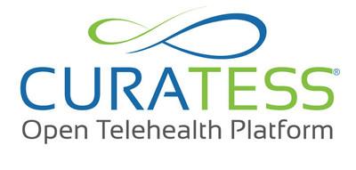 Curatess - Open Telehealth Platform (PRNewsfoto/Curatess)