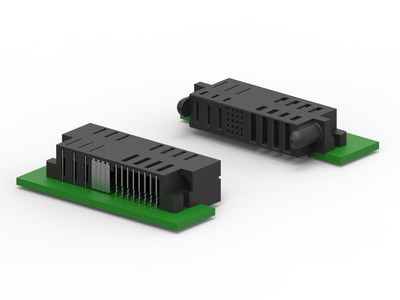 TE's MULTI-BEAM Plus connectors are the latest evolution of its highly-successful power connector line. They satisfy the demand for higher-power solutions by providing a high current per power contact at a maximum of 140A/contact or 100A/contact per four adjacent contacts.