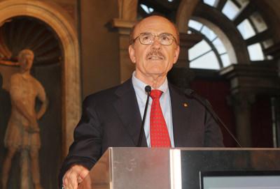 Louis Ignarro (PRNewsfoto/Menarini I.F.R.)