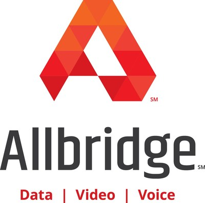 Bulk TV, DCI Design Communications and EthoStream are now Allbridge. (PRNewsfoto/Allbridge)