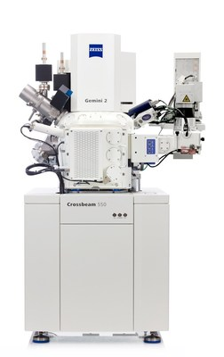 ZEISS Crossbeam Laser FIB-SEM accelerates package failure analysis and process optimization for advanced semiconductor packages. It provides the fastest site-specific cross-section workflow by integrating a femtosecond laser, gallium ion FIB, and field emission SEM in one tool.