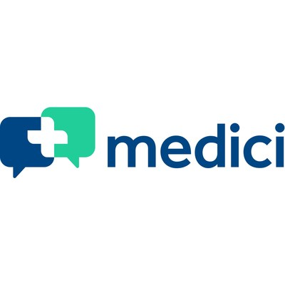 Medici is working to change how healthcare is delivered by recreating the doctor-patient relationship. With the secure messaging app, doctors and patients connect via text, call, or video, from anywhere. This allows patients to chat with their doctor, vet or therapist at any time, and doctors to extend care and get paid without extra overhead or burdensome schedules. With over 20,000 doctors across all platforms, Medici is leading the way in the future of healthcare. www.Medici.md (PRNewsfoto/Medici)