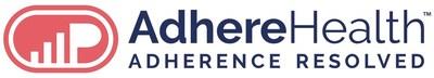 AdhereHealth logo (PRNewsfoto/AdhereHealth)