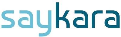 Saykara company logo AI healthcare voice assistant