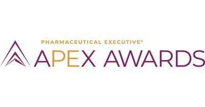 PharmExec APEX awards logo